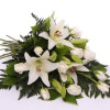 Hautakimppu ruusuista valkoinen-thumbnail