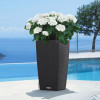 Lechuza Cubico Cottage 30 planter granite-thumbnail