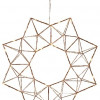 Star Edge Wreath  LED kranssi 40 cm-thumbnail
