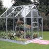 Greenhouse HALLS POPULAR 3,8 M² glass-thumbnail