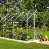 Greenhouse HALLS POPULAR 6,2 M² glass-thumbnail