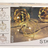 Star Edge LED 10 light chain brass-thumbnail