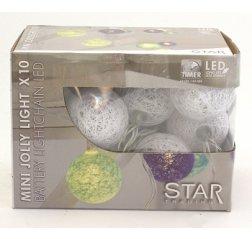 Star Mini Jolly valosarja patterikäyttöinen Tuotekuva