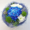 Finland-100 bouquet with holder-thumbnail