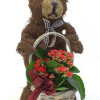 Christmas planting with bear-thumbnail