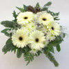 White Christmas bouquet-thumbnail