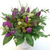 Violetti tulppaanikimppu-thumbnail