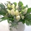 Valkoinen tulppaanikimppu-thumbnail