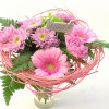 Pink Mother's Day bouquet, bigger-thumbnail