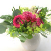 A low Mother's Day bouquet of Hydrangea-thumbnail