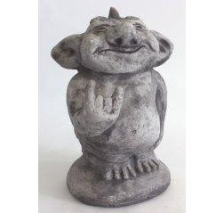 Heavy rocker troll statue-thumbnail
