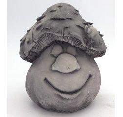 Chubby mushroom statue-thumbnail