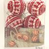 Star LED kudottu pallo-thumbnail