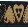Doormat 'Hearts'-thumbnail