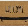 Doormat 'Dachshund'-thumbnail