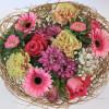 Kukkakimppu pohjalla Tuotekuva