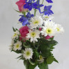 Tricolor multi-level bouquet T_PRODUCT_IMAGE