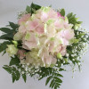 Hydrangea-bouquet with eustoma-thumbnail
