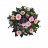 Round bouquet-thumbnail