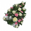 Pink funeral bouquet-thumbnail