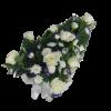 White funeral bouquet-thumbnail