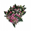 Funeral bouquet pink-thumbnail