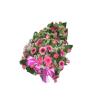 Funeral bouquet of gerberas-thumbnail