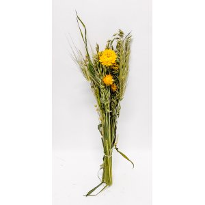 Yellowish and grainy bunch of dried flowers T_PRODUCT_IMAGE