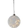 Star Glass Bauble Glow lasipallo 20 cm-thumbnail